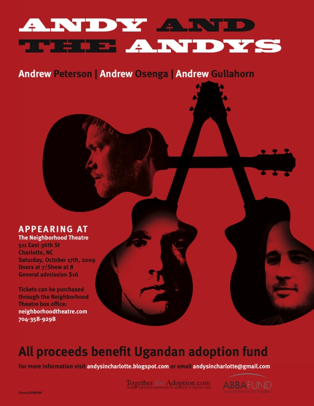 ANDYSconcert